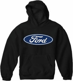 Official Ford Logo Adult Hoodie