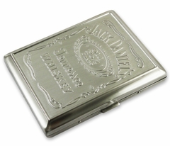 Official Jack Daniel's Cigarette Case (For Regular Size & 100's)