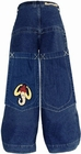Original Jnco Mammoth Wide Leg Jeans