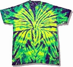 Outer Limits Tye Dye T-Shirt