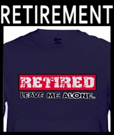 Parents & Retired T-Shirts