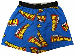 People Say I'm Amazing Boxer Shorts