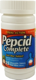 Pepcid Complete Diversion Can Safe