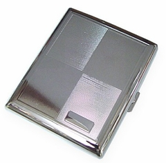 Pinstripe Cigarette Case (For Regular Size & 100's)