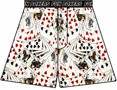 Playing Cards Boxer Shorts