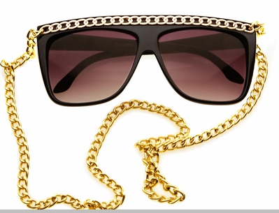 """Pop Star"" Sunglasses<!-- Click to Enlarge-->"