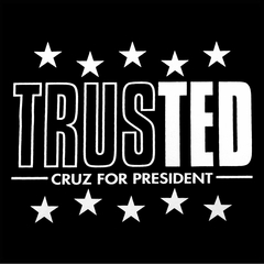 TrusTED - Ted Cruz For President Mens T-shirt