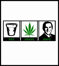 Pot Grass Dope T-Shirt