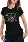 Pot Leaf Home Grown Southerner Girl's T-Shirt