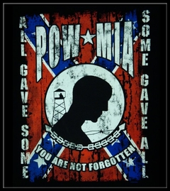 """POW & MIA """"All Gave Some, Some Gave All"""" T-Shirt"""