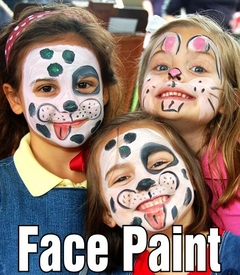Premium Paint N' Peel Face & Body Paints