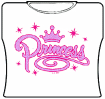 Princess Girls T-Shirt