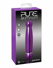 Pure Aluminium Medium Purple Vibrator