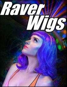 Raver Wigs for All Occasions