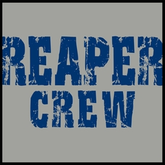 Reaper Crew Happy Mens T-shirt