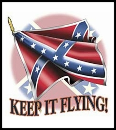 Rebel & Redneck Tees - Keep It Flying T-Shirt