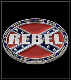 Rebel & Redneck Tees - States of the Confederacy T-Shirt