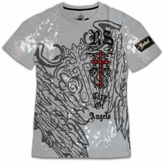 "Rebel Spirit ""City of Angels"" T-Shirt"