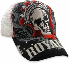 "Rebel Spirit ""Crowned Royalty"" Trucker Hat"