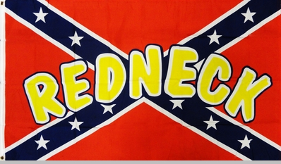 Redneck Confederate Flag<!-- Click to Enlarge-->