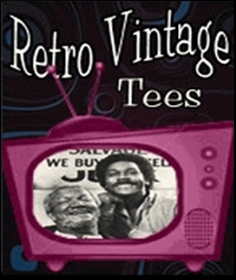 Retro Vintage TV & Movie Tees