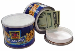 Roasted Peanuts Diversion Can Safe