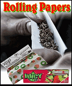 Rolling Papers, Rolling Machines,  Blunt Wraps and More