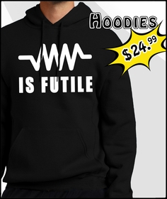 Rude and Offensive Novelty Hoodies :  Buy hooded sweatshirts at Bewild