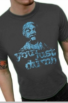 "Sanford & Son ""You Just Dumb"" T-Shirt<!-- Click to Enlarge-->"