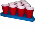 Set Of 2  N-Ice Racks Freezable  Pro Beer Pong Coolers