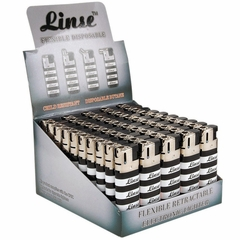Linse Sidekick Adjustable Pipe Lighter (Box of 50)