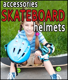 Skateboard Helmets, Skateboard Tail Fire, And All Skateboard Essentials