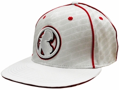 "Skin Industries ""Corporate"" FlexFit Baseball Hat (White)"