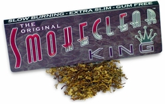 SmokeClear Transparent Rolling Papers (King Sized)
