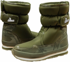 Snowjoggers - Original Rubberduck Snowjoggers (Sporty Shiny Olive)