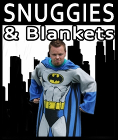 Snuggie Blankets & Other Warm Fleece Blankets