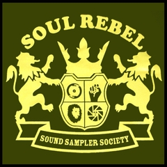 Soul Rebel Sound Sampler Society T-Shirt