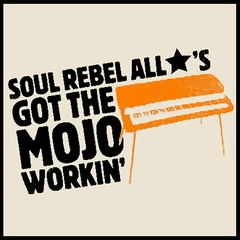 SoulRebel Mojo Workin' T-Shirt