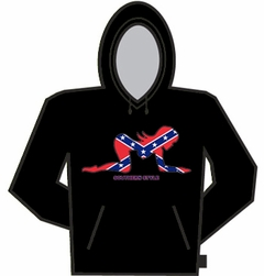 Southern Style T-Shirt :: Hooded Sweatshirt