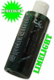 Special Effects Hair Dye - Limelight
