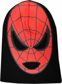 Spiderman Costume Ski Mask