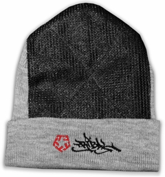 Spin Caps - Tribal Gear Headspin Beanie Spin Cap (Grey)