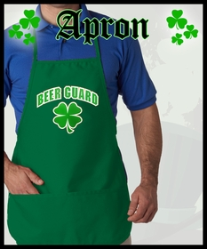 St.Patrick's Day Aprons