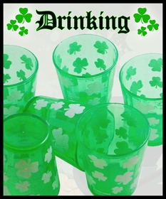 St.Patrick's Day Drinking & Drinking Games