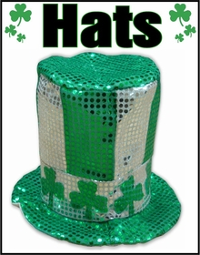 St.Patrick's Day Hats & Accessories