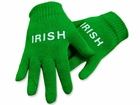 St.Patrick's Day Irish Green Pair of Gloves
