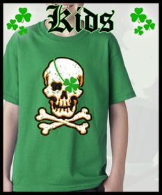 St. Patrick's Day Kids T-Shirts