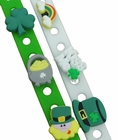 St. Patrick's Day Plug Bracelet (Assorted)