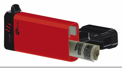 Stash Lighter With Secret Hidden Compartment<!-- Click to Enlarge-->
