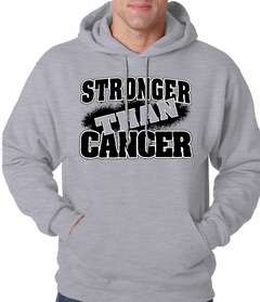 Stronger Than Cancer Adult Hoodie